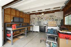 Upper Yard Shed and Workshop Interior 1.