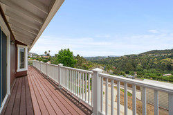 Wrap Around Deck with View