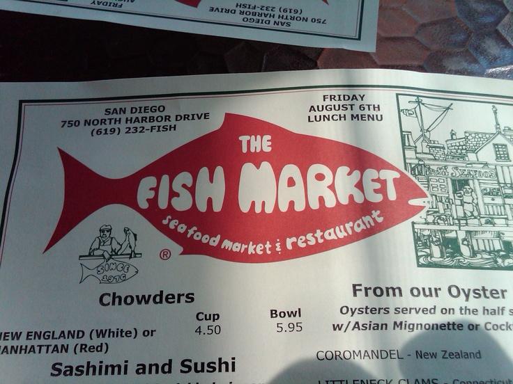 Fish Market Restaurant