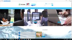 Portal Web Dirección Aguas