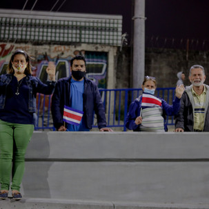 Inauguración Rotonda Bicentenario Guadalupe