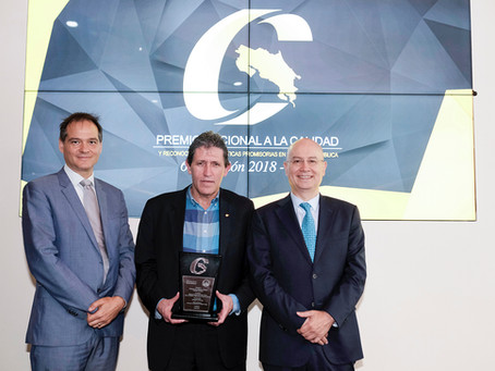 Instrumento innovador creado por UNOPS/PNUD Costa Rica recibe premio nacional a la calidad