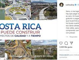 """Costa rica si pude construir"""