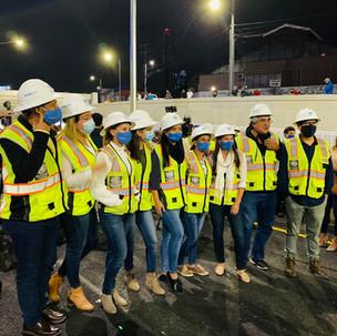 Inauguración Rotonda Bicentenario_Guadalu