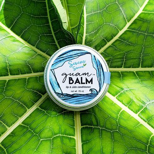 Peppermint Guam Balm