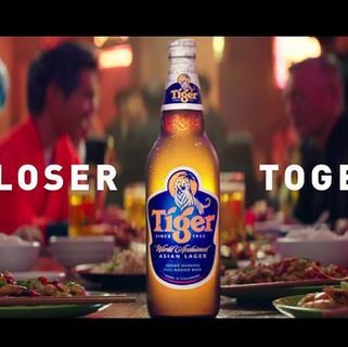 Tiger Beer 'Melting Pot'