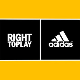 Adidas 'Right to Play'