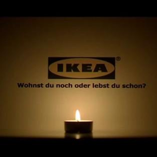 Ikea 'Tea Lights'