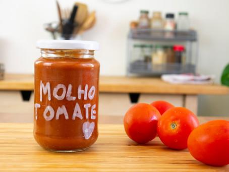 Molho de tomate mais simples do mundo