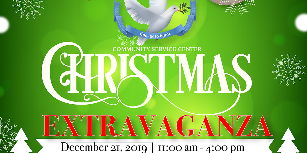 Vision with Wings Christmas Extravaganza