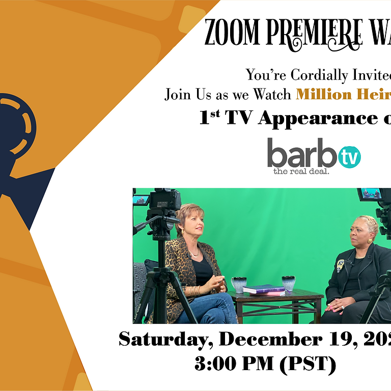 Zoom Premiere Watch Party