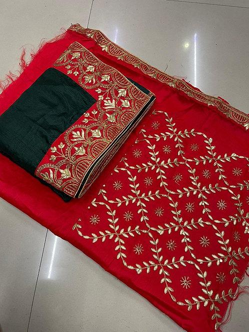 Silk Saree-Dola Silk