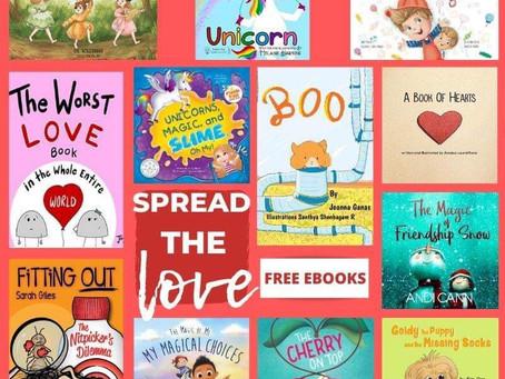 FREE eBooks Valentine Promo!