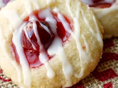 Cherry Pie Cookies!