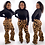 Thumbnail: Leopard Ruffle Pants
