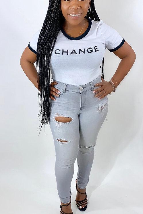 Change Crop Top