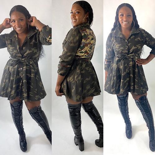 Kamp Dress