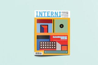 Cover Interni magazine