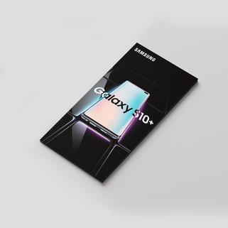 Leaflet Samsung Galaxy S10