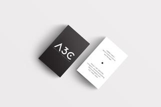 A3C business card