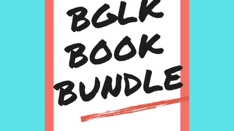 BGLK Book Bundle