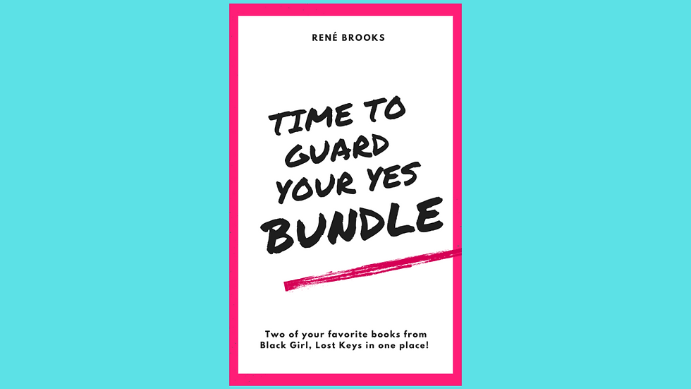 Time To Guard Your Yes Bundle