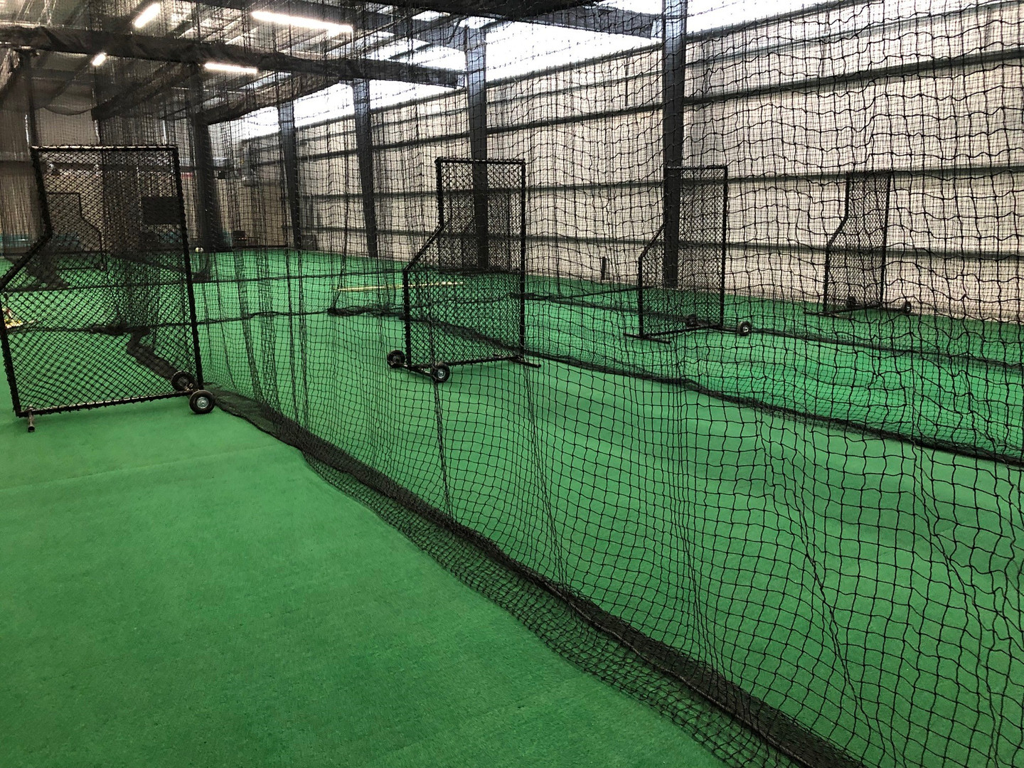 9 Cages Available