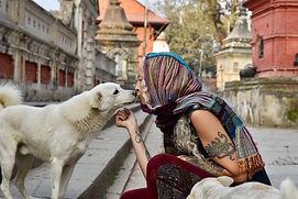 Nepal-Emma-Kisses-Dog.jpg