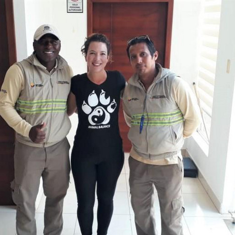 My Galapagos Experience: Written by the amazing Dr. Isa Naudin