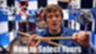 Shaw Drum Sticks