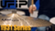 UFIP 1931 Series Cymbals Review