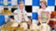 Carlton Compaksol 1930s Drum Kit