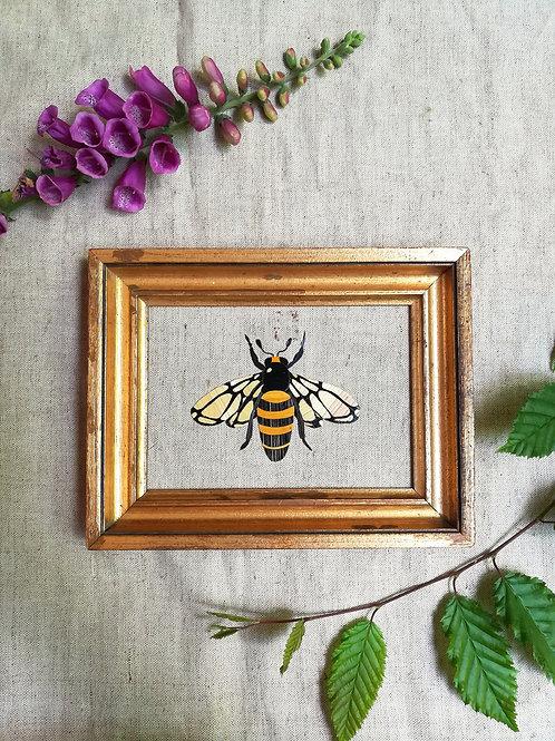 Tableau abeille