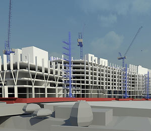 Google HQ King's Cross Skanska BIM