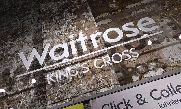 Waitrose Midland Goods Shed Kings Cross