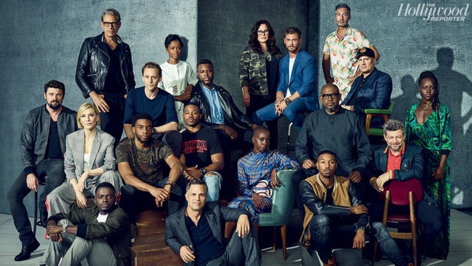 How did Hollywood's greatest investment in Diversity create a Global Phenomenon?