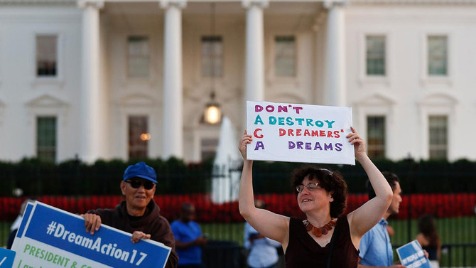 Hope Deferred for 800,000 Dreamers