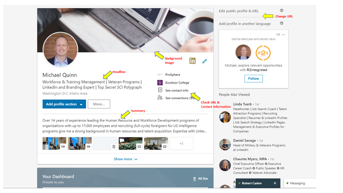 How to Transform your LinkedIn Profile!