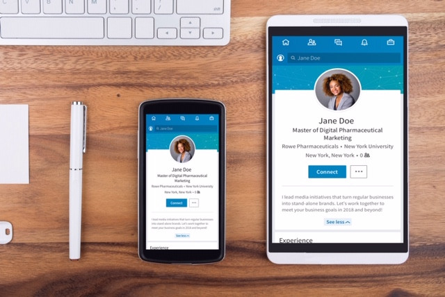 How to Transform your LinkedIn Profile and Connect to Recruiters in 24hrs+