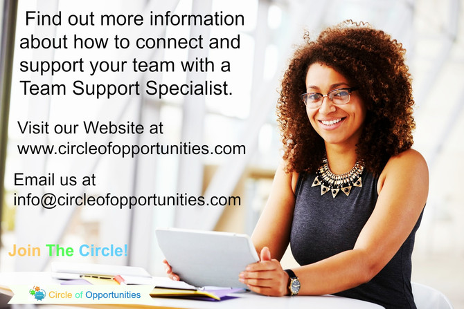 Team Support Specialist