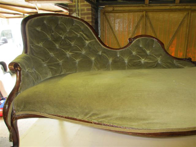 Chaise Longue in need of revival