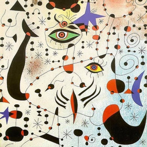 Joan Miro - In Love With A Woman