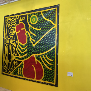 Keith Haring: Falling Up