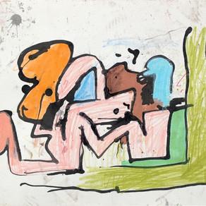 Eddie Martinez - Untitled