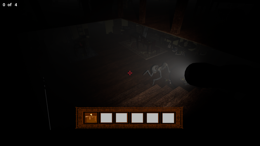 A Stalker in the Dark