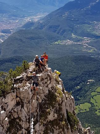 Trainingswoche in Südtirol