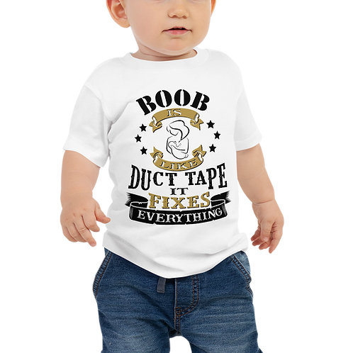 Duct Tape Baby Tee