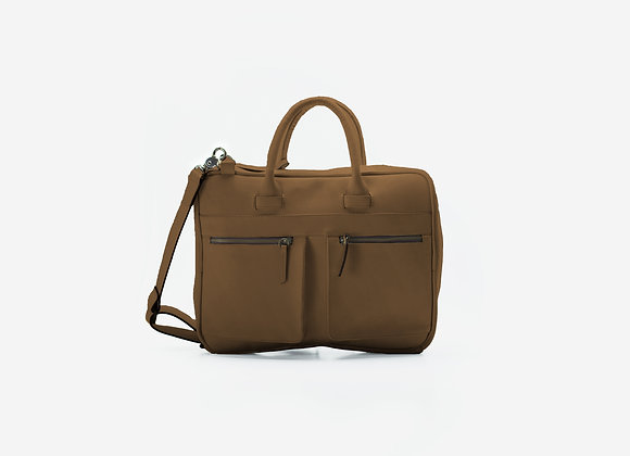 Briefcase Caramel