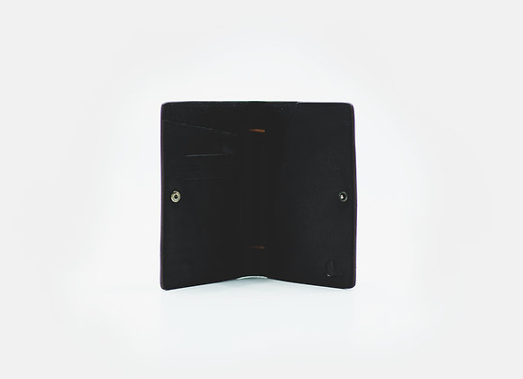 Passport Holder Somber Black