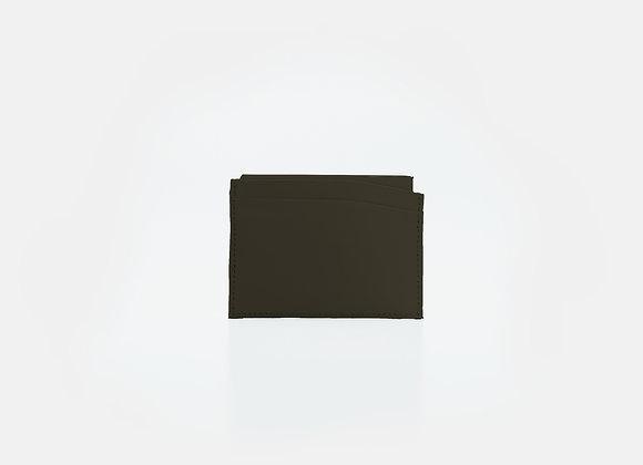 Card Holder Olive Green